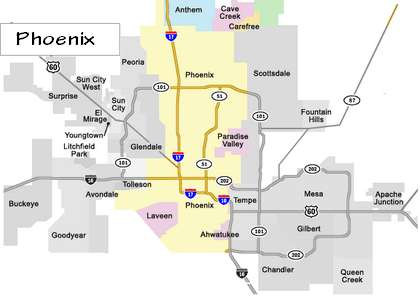 Greater Phoenix Area: Phoenix, Tempe, Mesa, Scottsdale ... on map of camelback mountain, map of downtown phoenix, map of scottsdale, map of phoenix airport gates, map of chase field, map of phoenix restaurants, map of downtown florence, map of chandler fashion center, map of phoenix mesa, map of phoenix chandler, map of phoenix gateway airport, map of sky harbor airport pick up, map of downtown chandler, map of tulsa, map of south mountain park, map of phoenix international raceway, map of tempe, map of peoria sports complex, map of arizona state capitol, map of salt lake city,